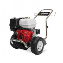 BE PRESSURE WASHER, GAS 390CC 4000PSI,4GPM