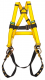 MSA WORKMAN HARNESS