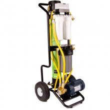 HYDROCART WITH ELECTRIC PUMP