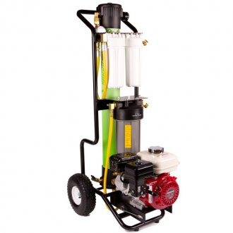 HYDROCART WITH GAS PUMP
