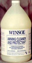WINSOL AWNING CLEANER & PROTECTANT