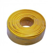 100' POLE HOSE YELLOW