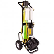 HYDROCART WITH BATTERY PUMP