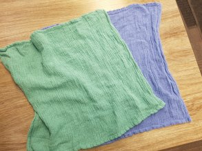 HUCK TOWELS (RECYCLED SURGICAL)
