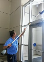 10' CLEANO INDOOR WATERFED KIT