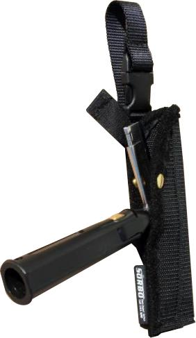"6"" SCRAPER WITH HOLSTER"