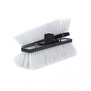 "REPLACEMENT WHITE (STIFF BRISTLE) 10"" BRUSH"