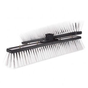 "REPLACEMENT MEDIUM MIXED BRISTLE 18"" BRUSH"