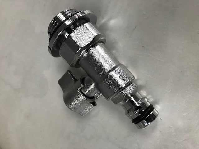 INLET ON/OFF VALVE