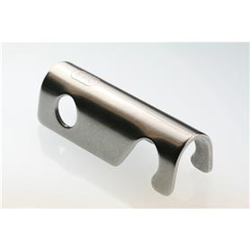 "SMC 3/4"" STEEL BRAKE BAR W/ANGLED SLOT"