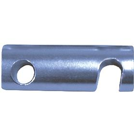 "SMC 3/4"" ALUMINUM ANGLED BRAKE BAR"