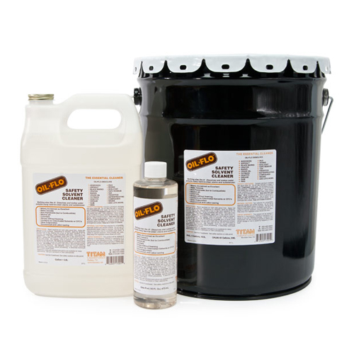 OIL-FLO SAFETY SOLVENT CLEANER (gallon)