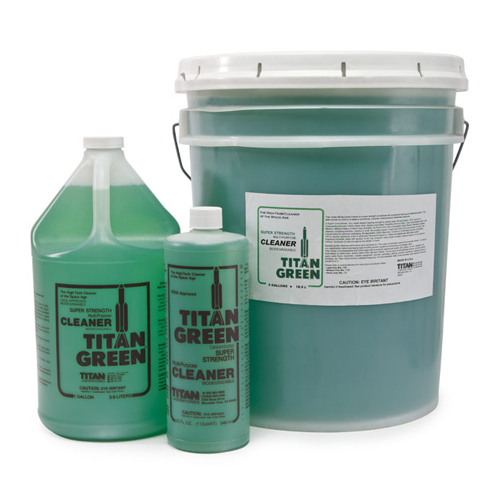 TITAN GREEN DEGREASER