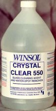 CRYSTAL CLEAR 550 (5 gallons)