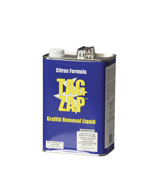 ABR CITRUS FORMULA TAG ZAP® GRAFFITI REMOVAL (gallon)