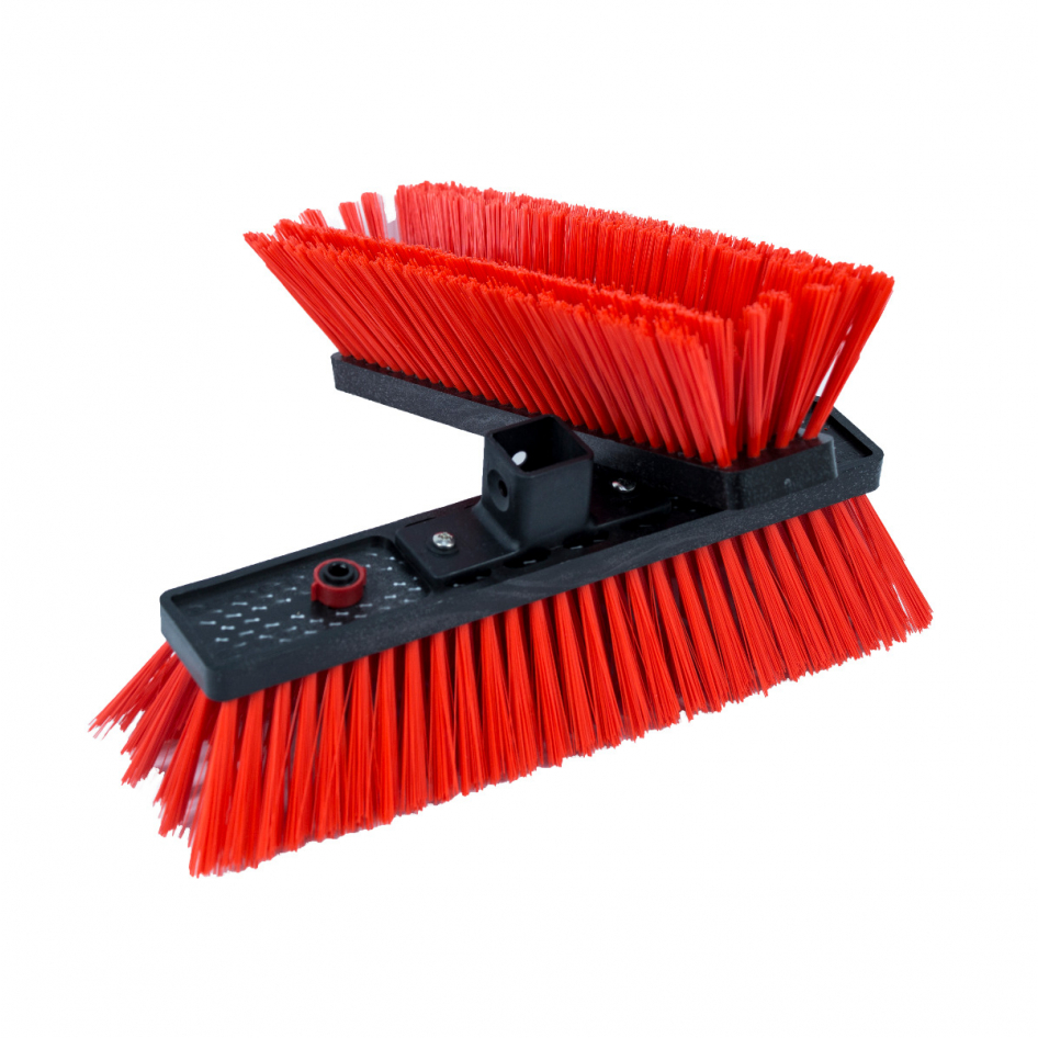 "REPLACEMENT (STIFF BRISTLE) 10"" BRUSH (no brush socket)"