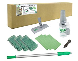 UNGER INDOOR CLEAN WINDOW KIT