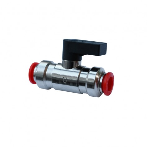 PUSH FIT FLOW VALVE