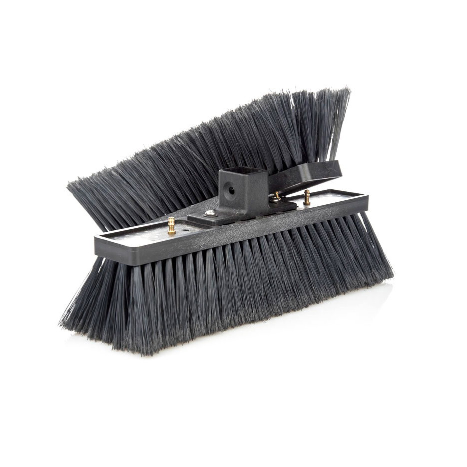 "REPLACEMENT FLOCKED BRISTLE 10"" BRUSH (FULL TRIM)"
